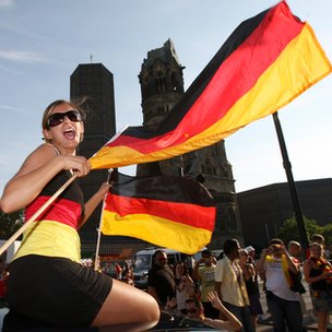 Germany tops BBC country image poll...