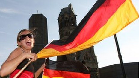 Germany tops BBC country image poll