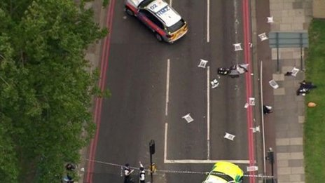 Man dead after attack in Woolwich...
