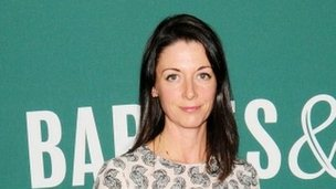"Mary McCartney ""Food"" book signing, New York, America, May 2013"