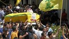 Kerry condemns Hezbollah over Syria