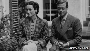 Edward VIII was bugged, files show