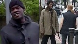 Woolwich killing suspects