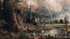 Salisbury Cathedral from the Meadows (1831)