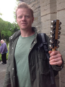 Benji Kirkpatrick from Bellowhead