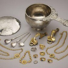 The Backworth Hoard