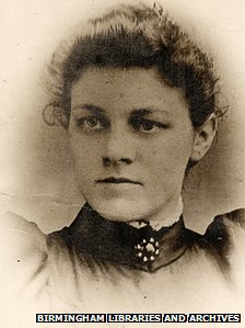Julia Varley (Birmingham Libraries and Archives)