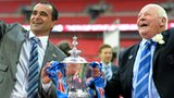 Roberto Martinez and Dave Whelan