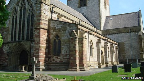 St Asaph Cathedral