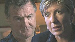 Meirion Jones and Liz MacKean