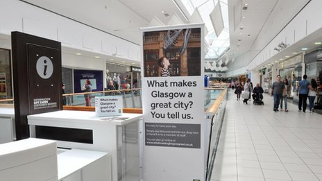 Glasgow brand consultation