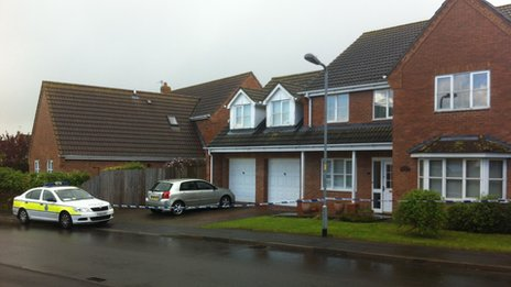Hotchkin Avenue, Saxilby, Lincolnshire