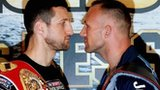 Carl Froch and Mikkel Kessler