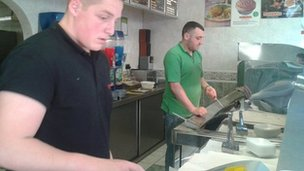 Castle Vale Chip Shop