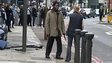 Man at scene of Woolwich incident