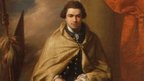 Portrait of Sir Joseph Banks