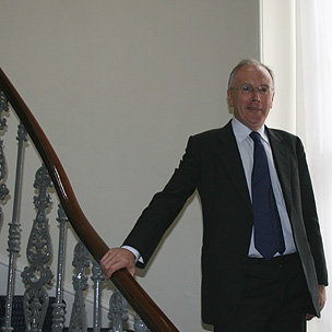 Commission chairman Paul Silk