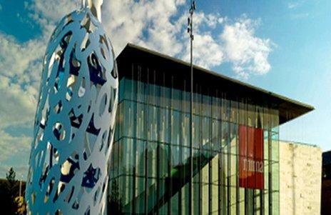 Middlesborough Institute of Modern Art (Mima)