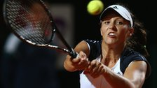 British number one Laura Robson