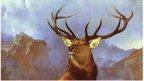 Monarch of the Glen: Sir Edwin Landseer