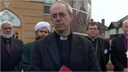 The Most Revd Justin Welby, Archbishop of Canterbury
