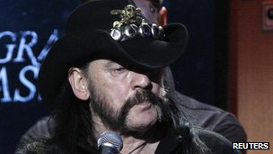 Lemmy of Hawkwind and Motorhead