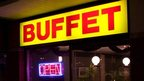 Buffet open signs