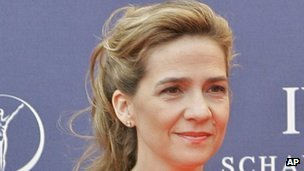 Princess Cristina - file pic