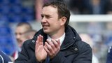 Ross County manager Derek Adams