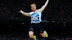 Gold medallist Greg Rutherford chats to Newsround