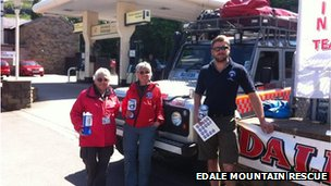 Edale Mountain Rescue