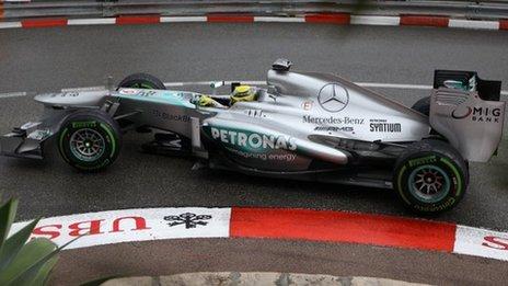 Monaco Grand Prix as it happened