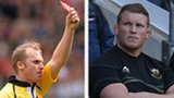 Wayne Barnes, Dylan Hartley