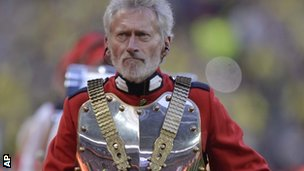 Former Bayern player Paul Breitner