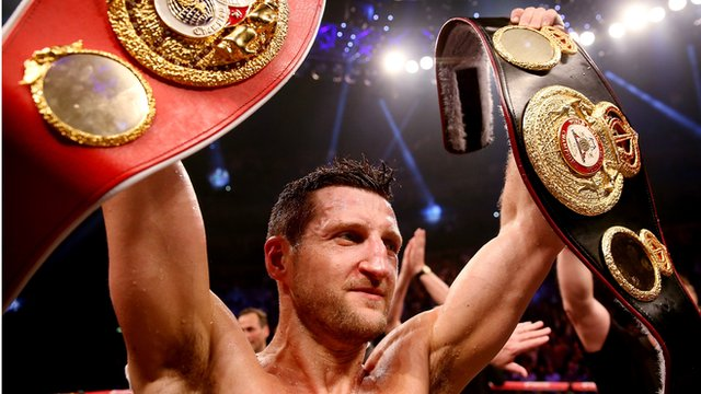Карл Фроч - Carl Froch; фото: Getty Images