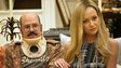 David Cross and Portia de Rossi in Arrested Development