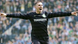 Gary Hooper opened the scoring