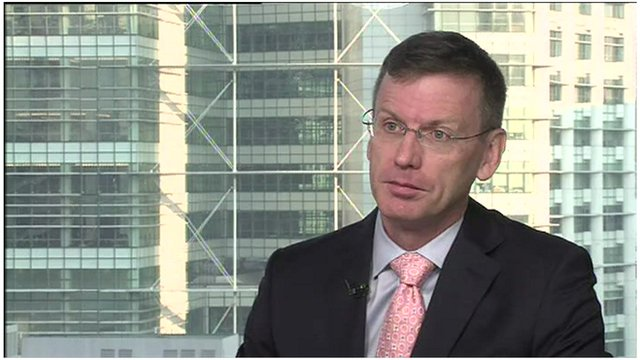 Richard Jerram, an economist at the Bank of Singapore