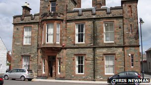 Kirkcudbright Sheriff Court