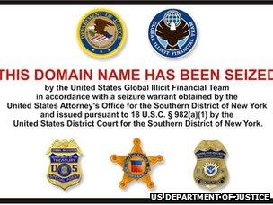 Domain seizure