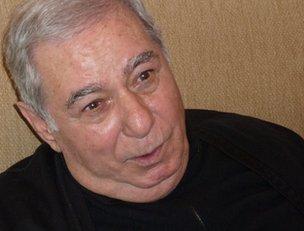 Azeri writer Akram Aylisli