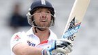 England wicketkeeper/batsman Matt Prior