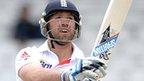 England wicketkeeper/batsman Matt Prior