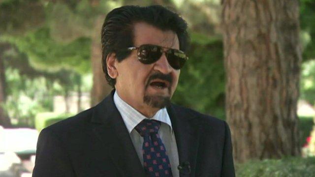 Afghan spokesperson, General Zahir Azimi