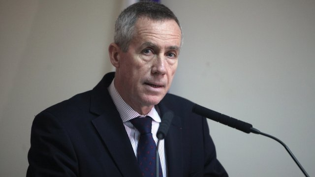 Prosecutor Francois Molins