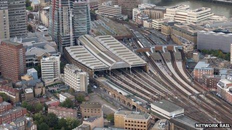 London Bridge Station in 2010