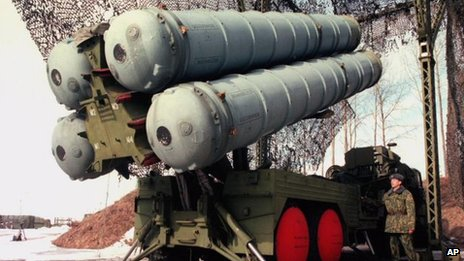 "Some analysts have characterised the possible use of the missiles as a ""game-changer"" in the Syrian conflict"