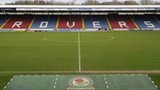 Ewood Park, home of Blackburn Rovers FC