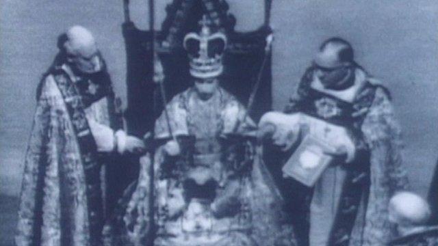 Queen Elizabeth's Coronation