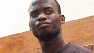 Michael Adebolajo in court in Kenya in 2010